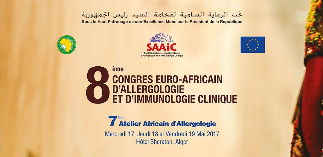 Banniere-Congres Euro-Africain d'Allergologie et d'Immunologie Clinique